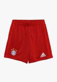 adidas Performance - FC BAYERN MÜNCHEN MINI SET - Korte broeken - true red - 2