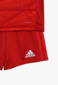 adidas Performance - FC BAYERN MÜNCHEN MINI SET - Korte broeken - true red - 5