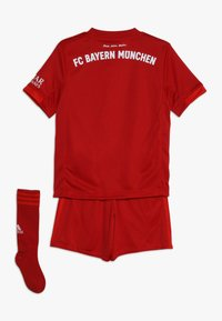 adidas Performance - FC BAYERN MÜNCHEN MINI SET - Korte broeken - true red - 1