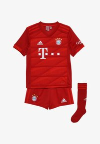 adidas Performance - FC BAYERN MÜNCHEN MINI SET - Korte broeken - true red - 4