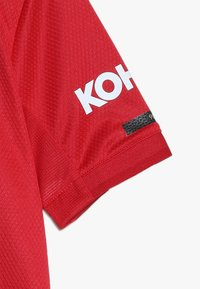 adidas Performance - MANCHESTER UNITED FC HOME - Klubbkläder - real red - 2