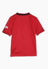 adidas Performance - MANCHESTER UNITED FC HOME - Klubbkläder - real red - 1