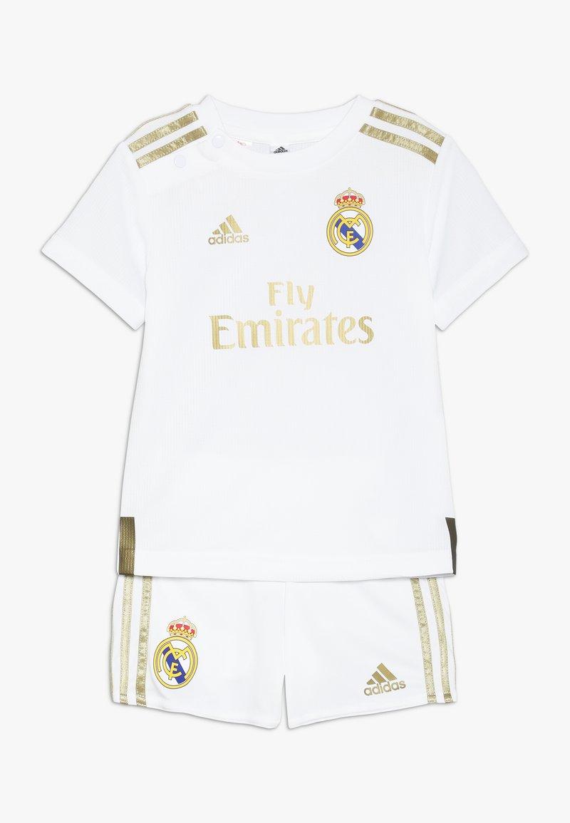 adidas Performance - REAL BABY - Vereinsmannschaften - white