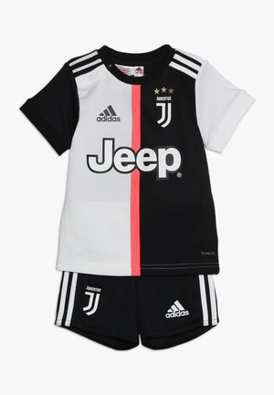 JUVE HOME BABY - Pelipaita - black/white