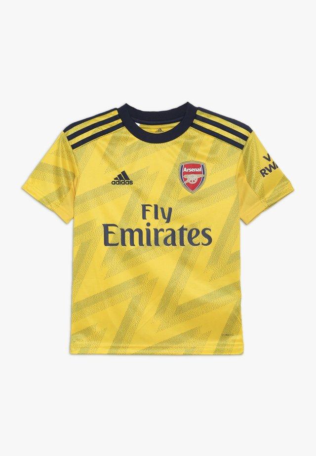 AFC AWAY - Club wear - yellow