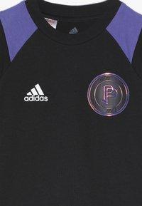 adidas Performance - PAUL POGBA  - Camiseta estampada - black/purple - 4