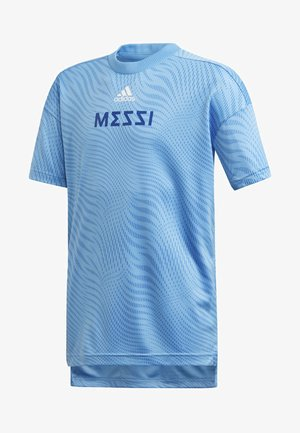 MESSI T-SHIRT - T-shirt con stampa - blue
