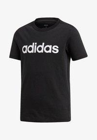 adidas Performance - Printtipaita - black - 0