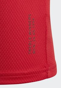 adidas Performance - MANCHESTER UNITED HOME JERSEY - Club wear - red - 3