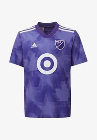 adidas Performance - MLS ALL-STAR JERSEY - T-shirt print - purple - 0