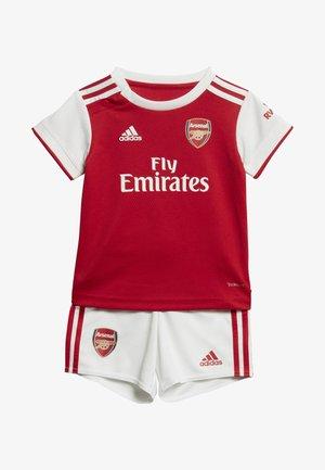 ARSENAL HOME BABY KIT - Korte sportsbukser - red