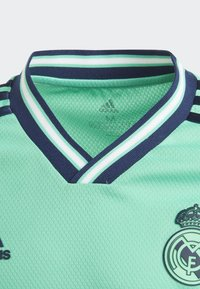 adidas Performance - REAL MADRID THIRD JERSEY - Article de supporter - green - 2