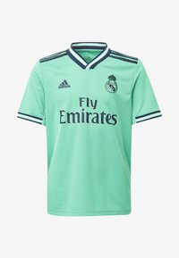 adidas Performance - REAL MADRID THIRD JERSEY - Article de supporter - green - 0