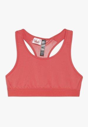BRA - Reggiseno sportivo - coral pink/white
