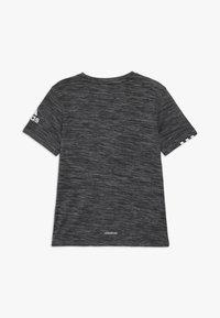 adidas Performance - GRAD TEE - Print T-shirt - black/white - 1
