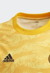adidas Performance - REAL MADRID HOME GOALKEEPER  - Squadra - yellow - 3