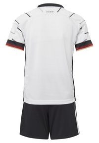 adidas Performance - DEUTSCHLAND DFB HEIMTRIKOT MINI - National team wear - white/black - 1