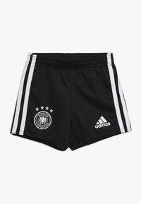 adidas Performance - DEUTSCHLAND DFB HEIMTRIKOT MINI - National team wear - white/black - 2