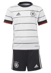 adidas Performance - DEUTSCHLAND DFB HEIMTRIKOT MINI - National team wear - white/black - 0