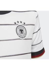 adidas Performance - DEUTSCHLAND DFB HEIMTRIKOT - National team wear - white - 3