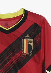adidas Performance - BELGIUM RBFA HOME JERSEY - Voetbalshirt - Land - collegiate red - 3