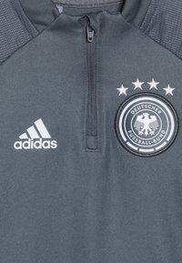 adidas Performance - DEUTSCHLAND DFB TRAINING SHIRT - Voetbalshirt - Land - grey - 1
