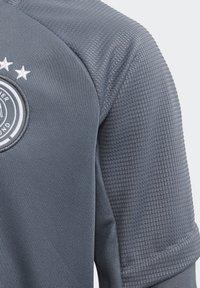 adidas Performance - DEUTSCHLAND DFB TRAINING SHIRT - Voetbalshirt - Land - grey - 3