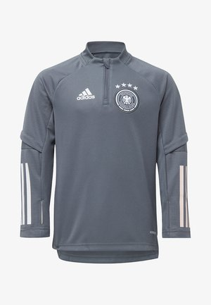 DEUTSCHLAND DFB TRAINING SHIRT - Oblečení národního týmu - grey