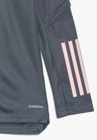 adidas Performance - DEUTSCHLAND DFB TRAINING SHIRT - Voetbalshirt - Land - grey - 0