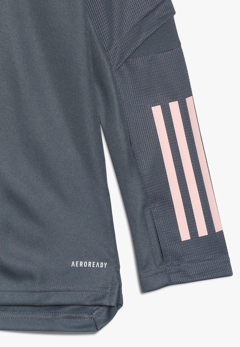 adidas Performance - DEUTSCHLAND DFB TRAINING SHIRT - Voetbalshirt - Land - grey