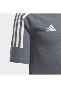 adidas Performance - DEUTSCHLAND DFB TEE - Printtipaita - onix - 2