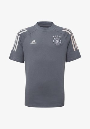 DFB TEE  - T-shirt print - onix