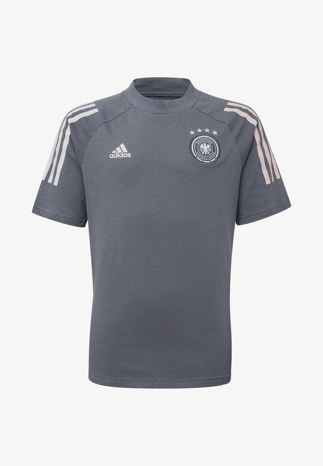 DEUTSCHLAND DFB TEE - Camiseta estampada - onix