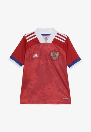 RUSSIA RFU HOME JERSEY - National team wear - red