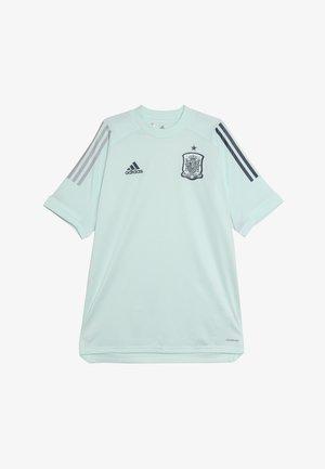 SPAIN FEF TRAINING SHIRT - Oblečení národního týmu - mint