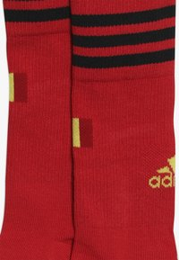 adidas Performance - BELGIUM RBFA HOME JERSEY MINI - Pantaloncini sportivi - red/black/yellow - 3