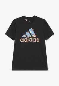 adidas Performance - GAME - T-shirt con stampa - black - 2