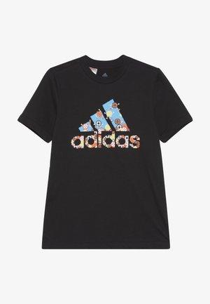 GAME - T-shirt print - black
