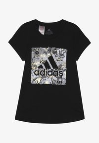adidas Performance - BOS BOX - Print T-shirt - black - 2