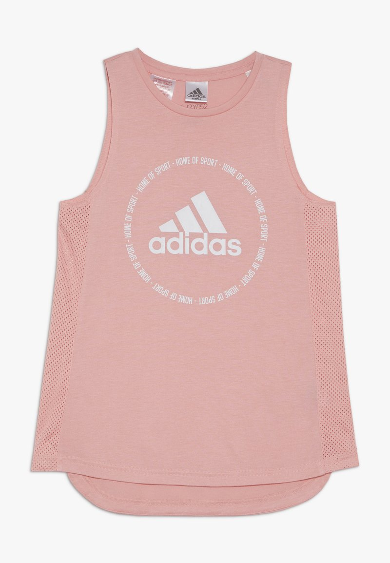 adidas Performance - BOLD - Top - glowpink/white