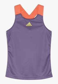 adidas Performance - TANK - Top - purple - 0