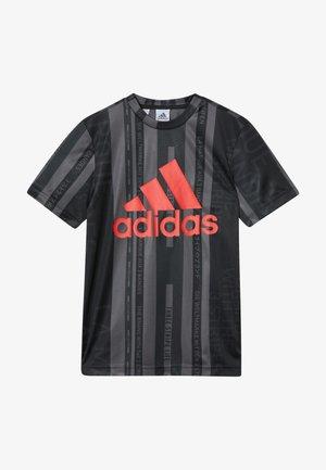 TEE - T-shirt z nadrukiem - dark grey