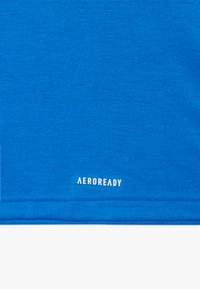 adidas Performance - PRIME TEE - Camiseta estampada - blue/white - 3