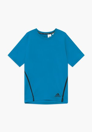 T-shirt imprimé - shablu/black