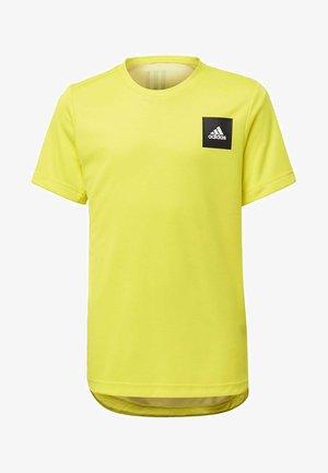 AEROREADY T-SHIRT - Sportshirt - yellow