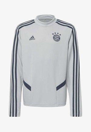 FC BAYERN TRAINING TOP - Club wear - grey