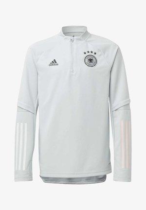 GERMANY TRAINING TOP - Koszulka reprezentacji - grey