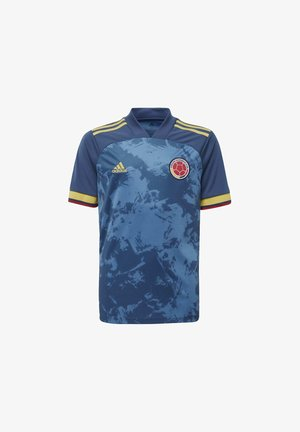 COLOMBIA AWAY JERSEY - Fanartikel - blue