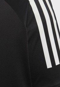 adidas Performance - CONDIVO 20 TRAINING JERSEY - Vêtements d'équipe - black - 4