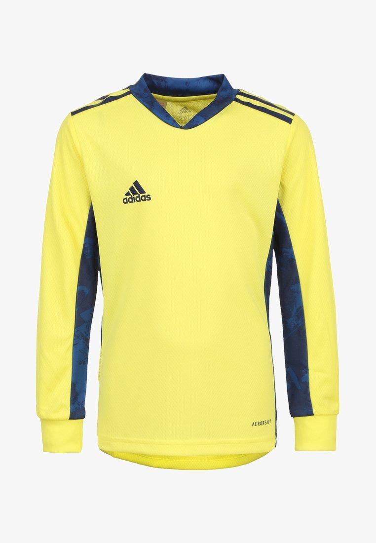 adidas Performance - ADIPRO  - Maglia da portiere - yellow/navy blue